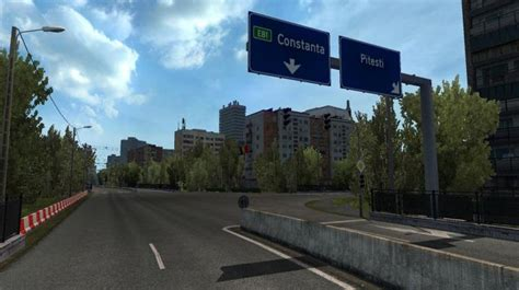 ets romania map   simulator games mods