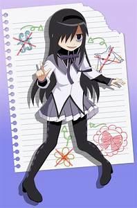 Tomoko as Mikasa : anime  Watamote
