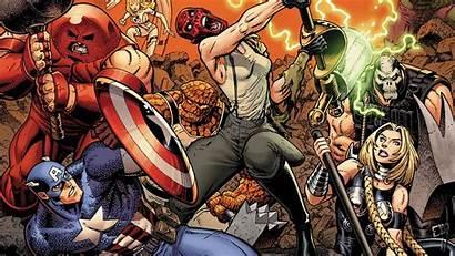 Avengers Marvel Comic 4k Wallpapers Desktop Comics