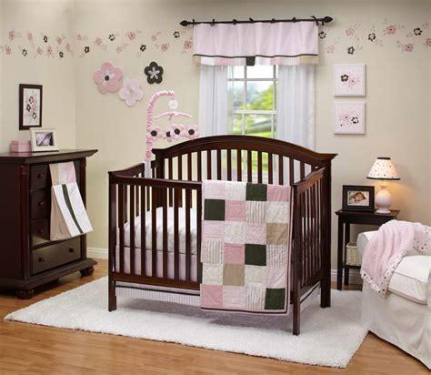 Neutral Nursery Ideas With Pink Flower Ideas Quecasita