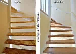 Offene Treppe Schließen Vorher Nachher : offene holztreppe renovieren treppe verkleiden kosten offene treppe jowi holz innenausbau gmbh ~ Buech-reservation.com Haus und Dekorationen