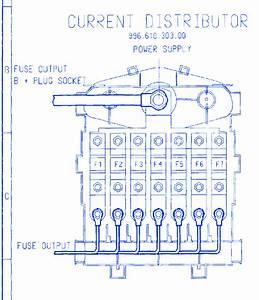 Porsche Boxter 2003 Main Fuse Box  Block Circuit Breaker Diagram  U00bb Carfusebox