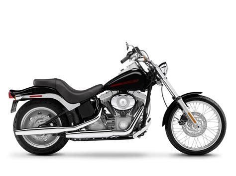 16 2003 Harley-davidson Softail Standard
