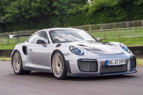 Everything You Need To Know About The Porsche 911 Gt2 Rs