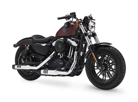 2018 Harley-davidson Forty-eight Review • Totalmotorcycle
