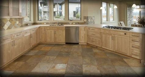 Kitchen. Ideas of Beautiful Kitchen Flooring Materials