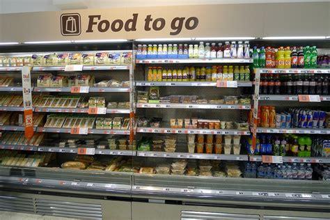 cuisine to go brandchannel sainsbury 39 s trials mission based supermarket
