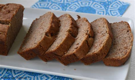 cake de sarrasin aux bananes et aux noisettes maman 231 a d 233 borde