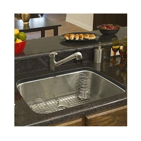 Franke Usa Kitchen Sinks by Franke Usa Large Single Bowl Stainless Steel Undermount