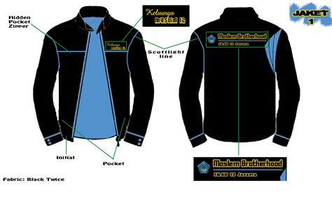 model jaket  holidays oo
