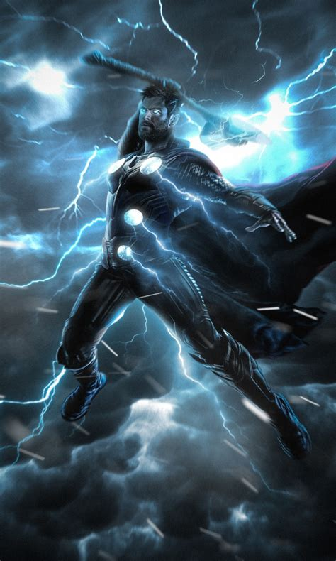 thor lightning strike wallpapers hd wallpapers id