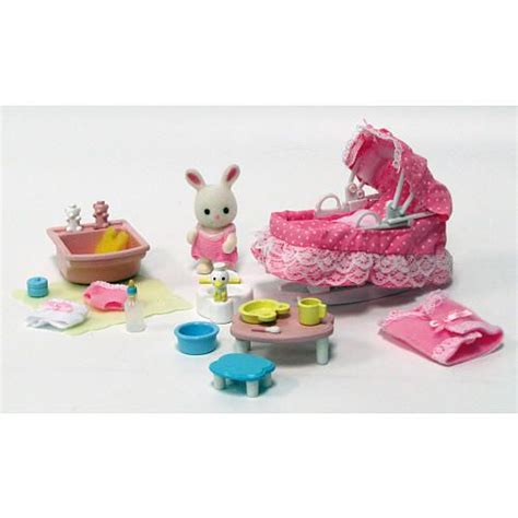 calico critters babys love  care set international playthings toysrus girl ideas