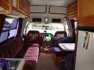 Purchase Used 1989 Ford 350 Econoline Transvan Rv Camper