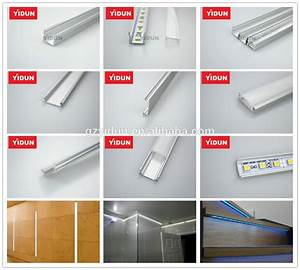 Led Strip Profil : yidun lighting ypr1606 16 6mm led aluminum extruded channel for display cases kitchen ~ Buech-reservation.com Haus und Dekorationen