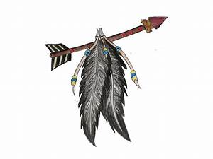 Top Indian Feather Outline Tribal Wallpapers