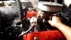 292 Ford Y Block 1960 F100