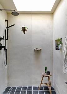 Salle De Bain Quelle Dco Pour Une Douche Italienne