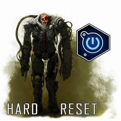 Reset Hard Icon Deviantart Stats