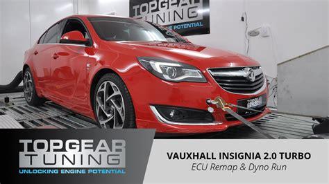 Vauxhall Insignia 2.0 Turbo Sri Vx-line Remap By Topgear