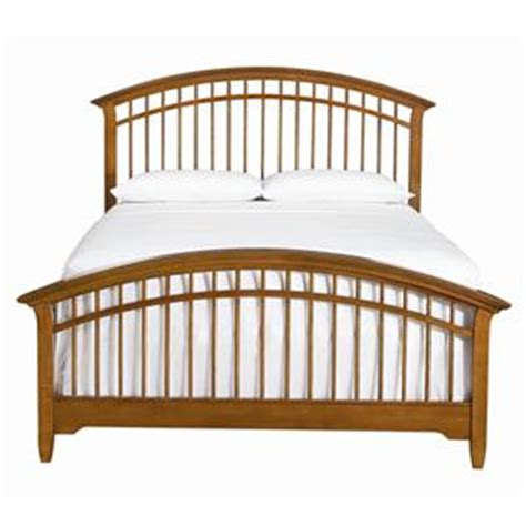 Spindle Headboard And Footboard by Thomasville 174 Bridges 2 0 Spindle Headboard