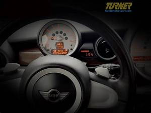P3-r56-gauge - P3cars Vent Integrated Data Display And Boost Gauge