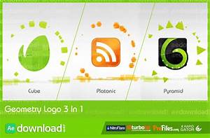 videohive geometry logo free download free after With how to get free videohive templates