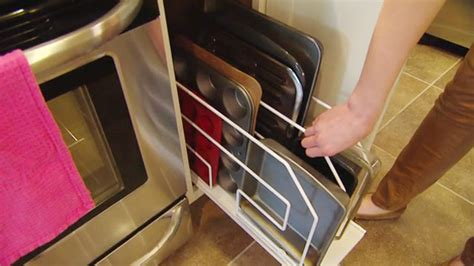 kitchen cabinet accessory options todays homeowner