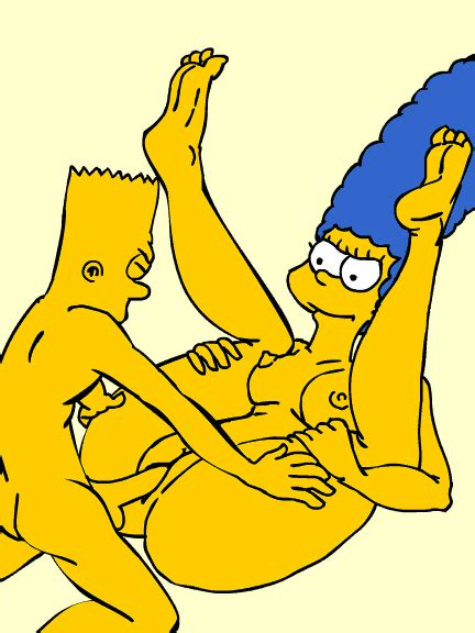 Marge Pinned Down By Nickartist Hentai Foundry