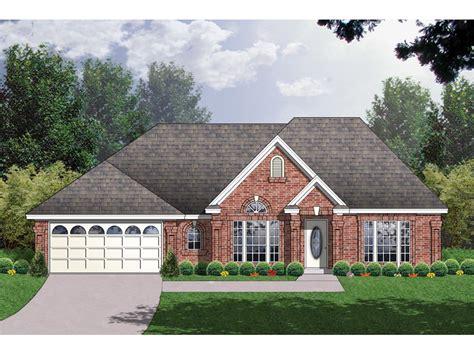 fieldsboro ranch home plan house plans