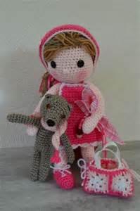 Crochet Amigurumi Doll Pattern