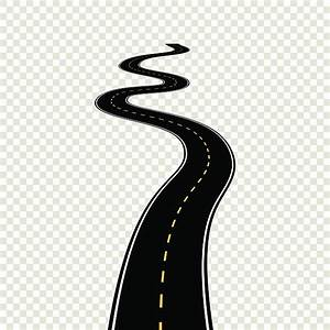 Winding Path Clip Art, Vector Images & Illustrations - iStock