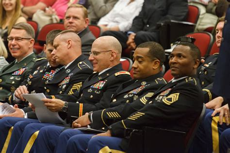 military recognition ceremonies