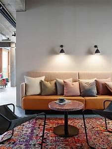 Indirektes Licht Wand : gem tliches wohnzimmer gestalten 30 coole ideen ~ Michelbontemps.com Haus und Dekorationen