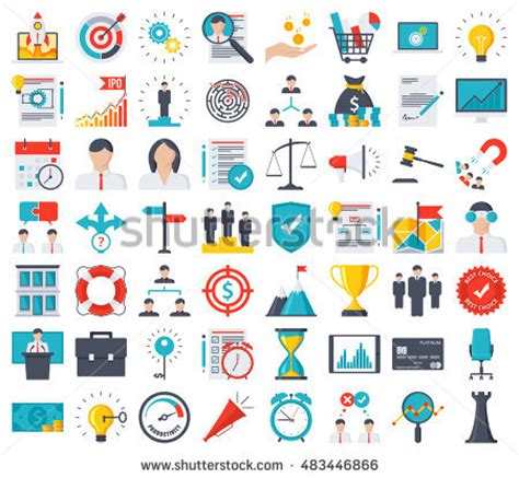 14701 business icon vector illustration stock photos royalty free images vectors