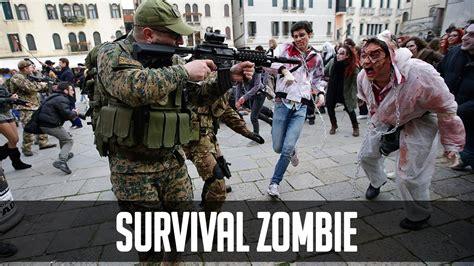 Survival Zombie Colombia 2016  Impresionante Apocalipsis