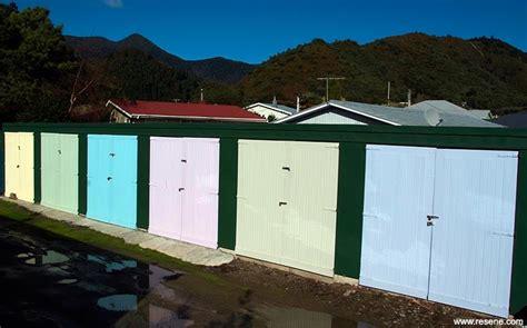 boat shed doors resene total colour awards