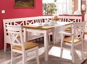Eckbank Holz Weiß : essgruppe 4teilig eckbank tisch 1 stuhl 1 armlehnstuhl kiefer massiv 2farbig wei lasiert ~ Whattoseeinmadrid.com Haus und Dekorationen