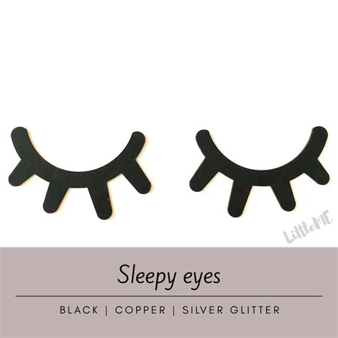 sleepy eyes lashes little interiors interior design blog