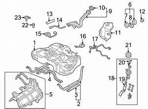 Mazda Millenia Electric Fuel Pump  2 3 Liter  Millenia  2