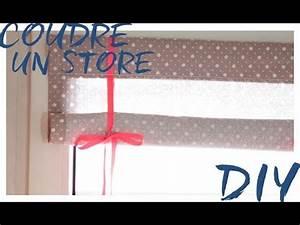 Fabriquer Un Store Enrouleur : diy coudre un store youtube ~ Premium-room.com Idées de Décoration