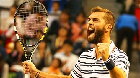 Find the perfect benoit paire stock photos and editorial news pictures from getty images. Paire rejoint Wawrinka en finale à Tokyo   Radio-Canada.ca