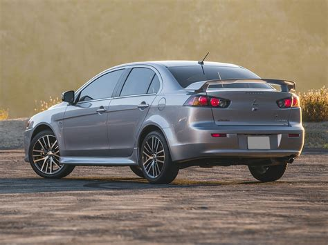 mitsubishi lancer new 2017 mitsubishi lancer price photos reviews