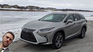 2019 Lexus Rx 350l Review - The Occasional 3rd Row