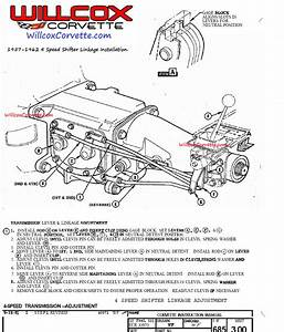 T-10 Linkage On A  U0026 39 61 - Corvetteforum