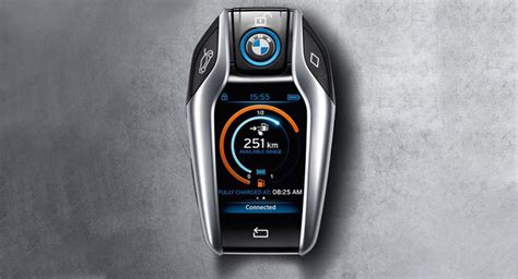 Bmw I8 Key Fob Photo Shows It May Be Something Special
