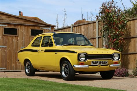 Ford Mexico by Used 1973 Ford Mk1 Mexico For Sale In