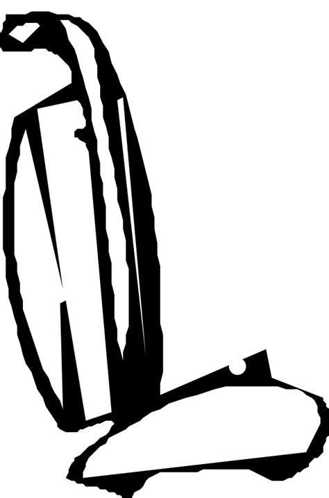 vacuum clipart black and white onlinelabels clip vacuum cleaner
