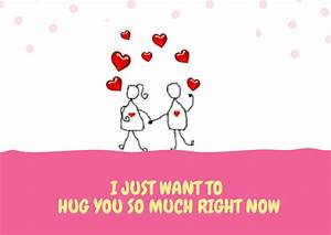 I Want To Hug You So Much Right Now! Free Hugs eCards ...