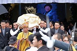 Thousands gather in Taiwan for festive celebrity funeral ...