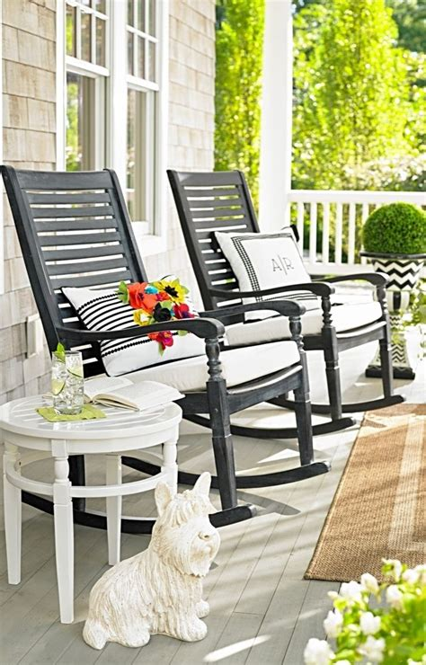 modern farmhouse patio furniture best 25 outdoor rocking chairs ideas on